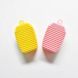 세탁 손빨래 다용도 미니빨래판 2개 1set (색상랜덤)
