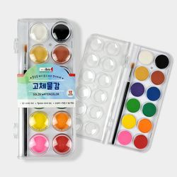 3500 12색고체물감(SP)
