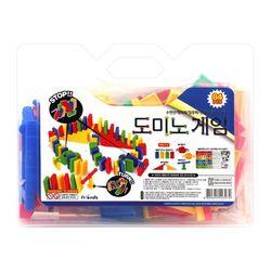 6000 도미노 게임 84PCS 집중력 블럭 장난감 쌓기놀이