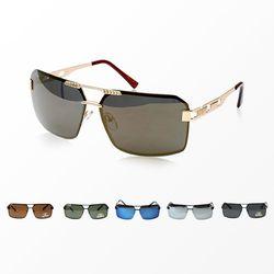 남자 미러 편광 선글라스 자외선 차단 색안경 UV400