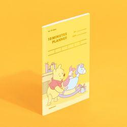 [디즈니] 텐미닛 플래너 31DAYS - 푸 (목마)