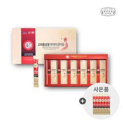 풍년보감 투데이굿타임 홍삼스틱 60포(선물세트+쇼핑백)
