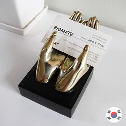 공손한 손명함꽂이 동공예 장식품 STD-506