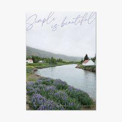 simple is beautiful 포스터