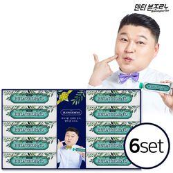 덴티본조르노 치약 선물세트 구취 10개입 6세트(1BOX)