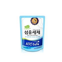 아토세이프 유아 세탁세제 리필 1.3L 1개