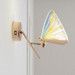 LED 버터플라이 1등 벽등 7W