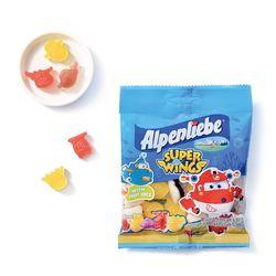 알펜리베 슈퍼윙스(60g) 5봉 젤리 사탕 캔디 간식선물