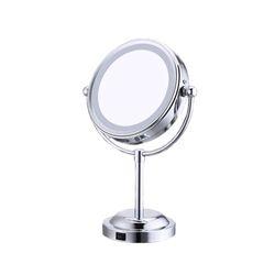 인테리어 탁상 LED 조명 메이크업 화장 확대 거울