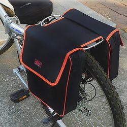 플라이울프 자전거짐받이가방 안장패니어 캐리어 여행