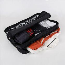 2단 여행용 언더웨어 속옷 캐리어 파우치 가방
