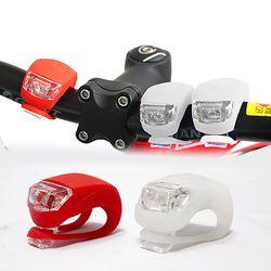 LED 라이트 전조등 MTB 후미등 안전등 후레쉬