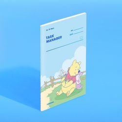 [디즈니] 태스크 매니저 31DAYS - 푸 (언덕)