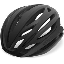 GIRO정품 아시안에어핏 SYNTAX 자전거헬멧 블랙