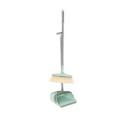 클린 롱 빗자루 쓰레받기 세트 청소용품