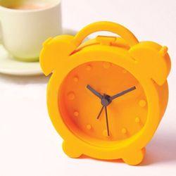 미니미 실리콘 자명종 알람시계 미니시계 탁상시계
