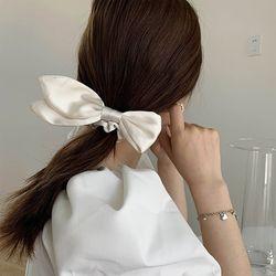 이베아 리본 고무줄  우아한 머리끈 헤어밴드