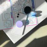 교통카드 그립톡 원형 마카롱 스마트톡