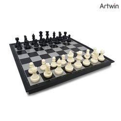 12800 해피타운 휴대용 자석 체스(대형)