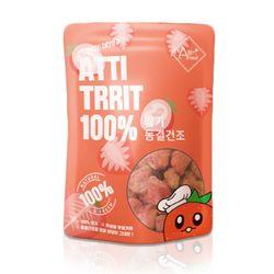 강아지 동결건조 간식 아띠트릿 딸기 40g