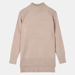 어깨골지반목스웨터TUKA20D38