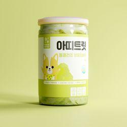 강아지 동결건조 간식 아띠트릿 방울양배추 30g