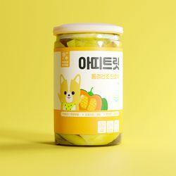 강아지 동결건조 간식 아띠트릿 단호박 60g