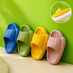 예쁜컬러 EVA 쿠션 슬리퍼 실내화 욕실화 만능화 신발