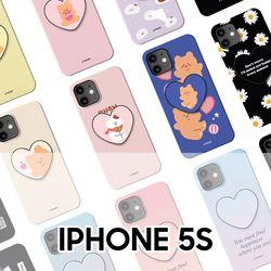 아이폰5S 하트톡케이스