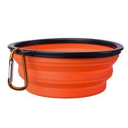 PH 접이식 강아지밥그릇 고양이식기 사료 밥 물 그릇 BIG
