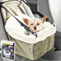 강아지 카시트 드라이빙킷 애견 안전벨트 자동차시트