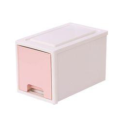 PH 화장품소품 책상위 정리 수납 서랍 박스 NJK Small High 1칸