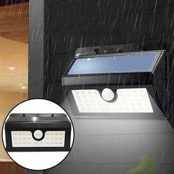태양열 충전 모션센서등 야외 정원등 방등 LED등 벽등