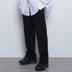 M99 daily wide string pants black