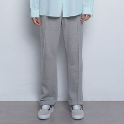M99 daily wide string pants grey