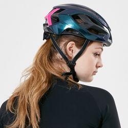 KABUTO정품 플래그십모델 MUGA 자전거헬멧 글리터그린