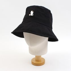 Soft Cotton Black Over Bucket Hat SV 버킷햇