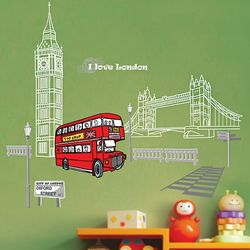 KR-0061 런던 시계탑