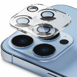 아이폰 시리즈 전기종 빛번짐방지 카메라강화유리 보호필름