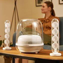 하만카돈 사운드스틱4 블루투스 스피커 SOUNDSTICKS4