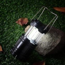 COB LED 풀업 캠핑 랜턴 / 소형 슬라이드 LED랜턴