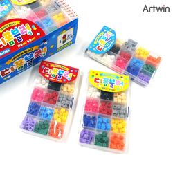 3000 크리스탈 디폼 블럭 BOX(12)