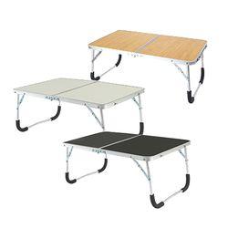 야외용 접이식 캠핑 피크닉 미니 폴딩 테이블