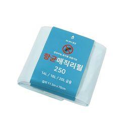 항균 매직리필 250 1묶음 타사호환 리필봉투