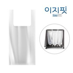 이지핏 분리수거함 전용봉투 일반 100매