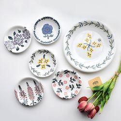 마에바타 부케 접시 세트(파티)
