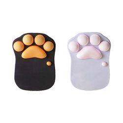 고양이발바닥 젤패드 손목보호 쿠션 마우스패드