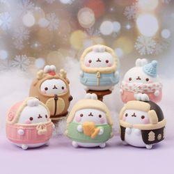 포근포근 몰랑몰랑 랜덤피규어-winter special(6개입)