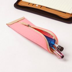 오펠트 오픈형 펜슬케이스(핑크)