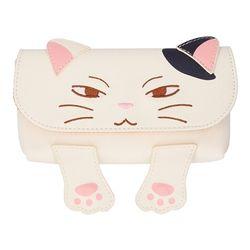 [귀를 기울이면] 고양이시리즈(문안경케이스)